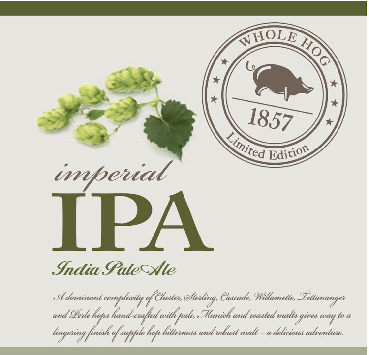 Logo of Whole Hog Imperial IPA