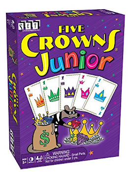 Set Five Crowns Card Game