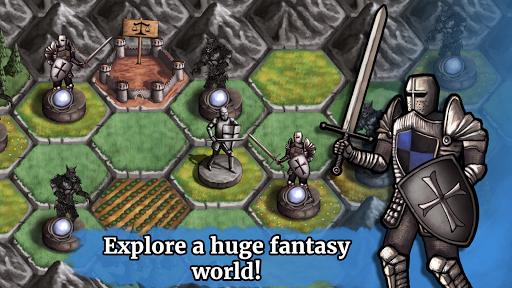 Télécharger The Paladin's Story : Chevalier & Epée RPG mod apk screenshots 1
