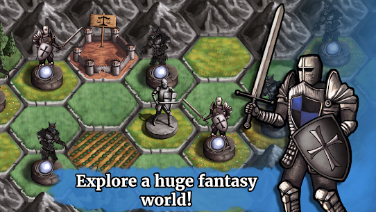 The Paladin's Story: Melee & Text RPG (Offline) Mod Apk Download For Android and Iphone 1