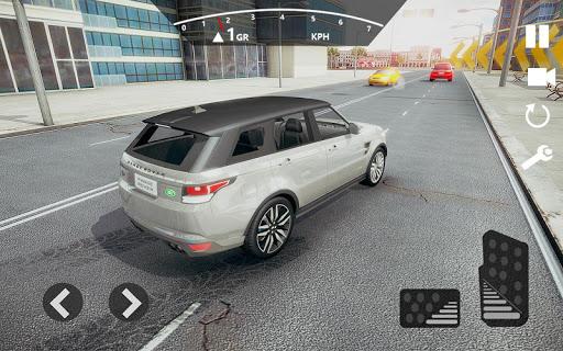 Crazy Car Driving & City Stunts: Rover Sport 1.8 Screenshots 13