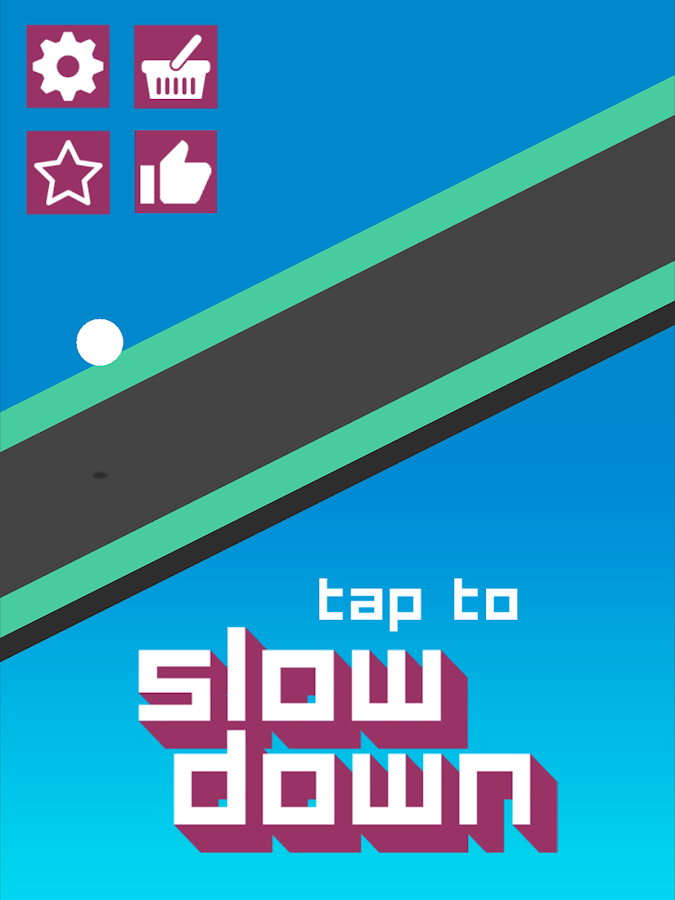 Slow Down- screenshot