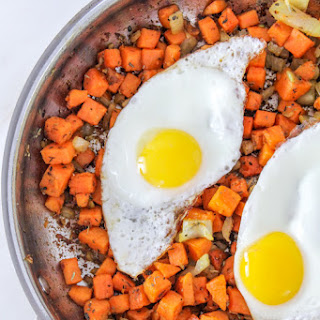 Fennel & Sweet Potato Hash