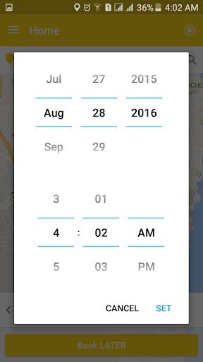 WSILH Car Booking App 4.6.1401 screenshots 5