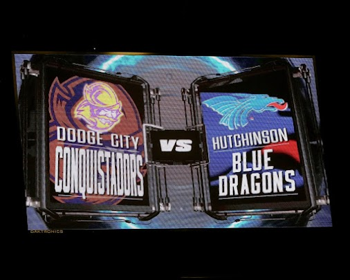 HCC vs Dodge B-ball W