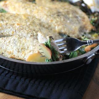 Tilapia And Leeks Recipes