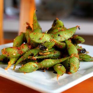 Spicy Edamame Recipe