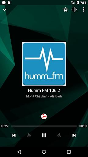 All Hindi Radios HD (u0939u093fu0902u0926u0940 u0930u0947u0921u093fu092fu094b) screenshots 3