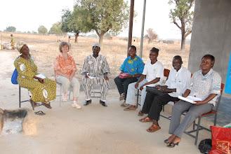 Photo: le comité de jumelage 2010/2011