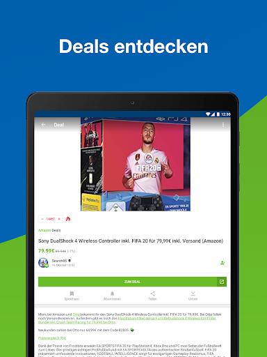 mydealz u2013 Gutscheine, Schnu00e4ppchen, Angebote, Sale 5.26.11 screenshots 13