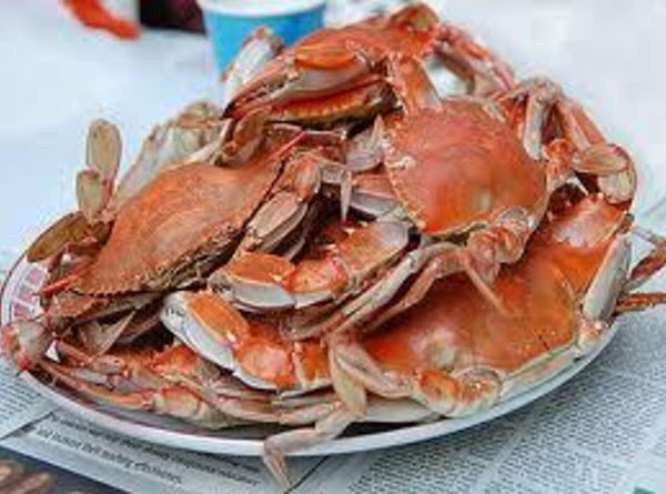 Steamed Blue Crabs Recipe