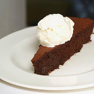 Chocolate-Espresso Mousse Cake.
