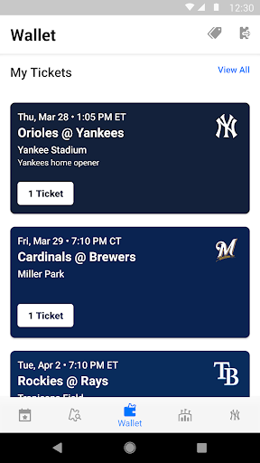 MLB Ballpark image | 5