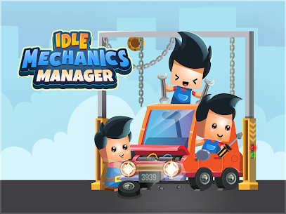 Idle Mechanics Manager Mod Apk (Unlimited Money) 7