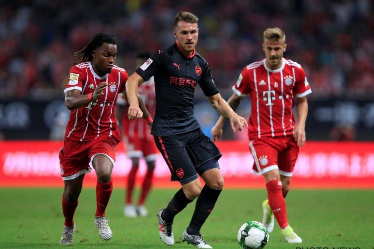 PSG drukt door voor Ramsey