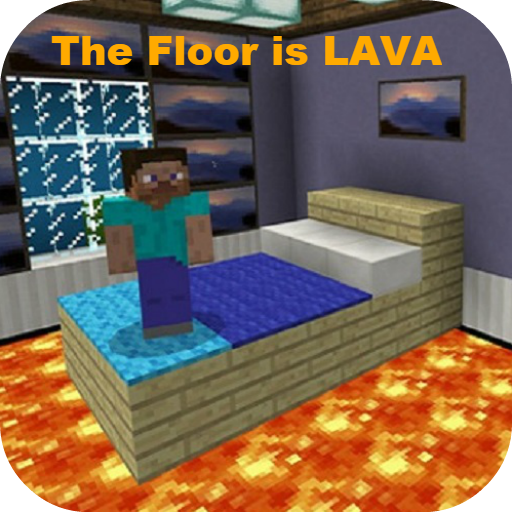 MOD The Floor Is Lava