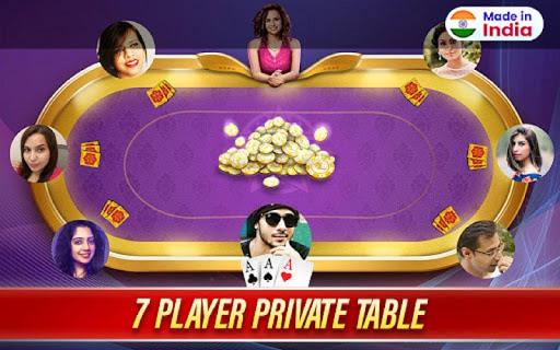 Teen Patti Superstar - 3 Patti Online Poker Gold androidhappy screenshots 2