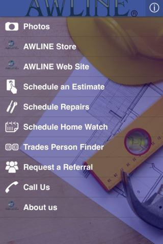 Screenshot for AWLINE in United States Play Store