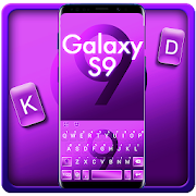 App Simple Galaxy S9 Keyboard Theme APK for Windows Phone
