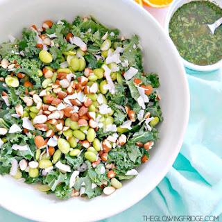Kale Coconut Detox Salad