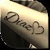 Vijay Tattoo Font