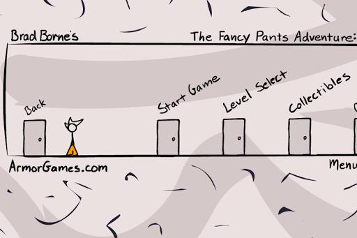 玩休閒App|The Fancy Pants Adventure免費|APP試玩