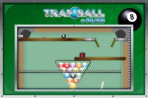 Screenshot of Trap Ball Plus Pool Edition