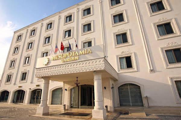 Mesopotamia Garden Hotel