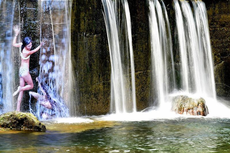Paura al fiume di Luciano Fontebasso