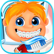 Brush my Teeth - Happy Dentist