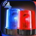 Loud Police Siren Sound - Police Siren Light icon