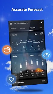 GO Weather - Widget, Theme, Wallpaper, Efficient Screenshot
