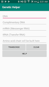 Genetic HelperMod Apk Download For Android 2