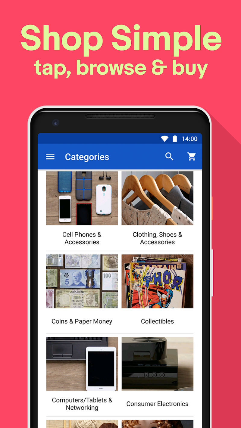 Fashion & Tech Deals - Shop, Sell & Save with eBay APK