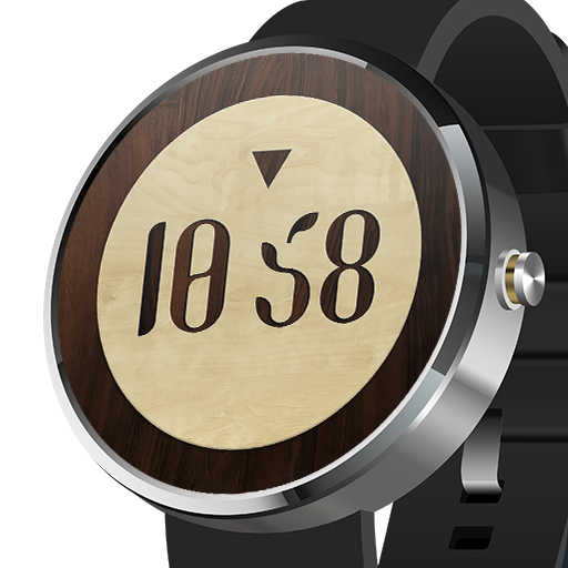 Watch Face Wood