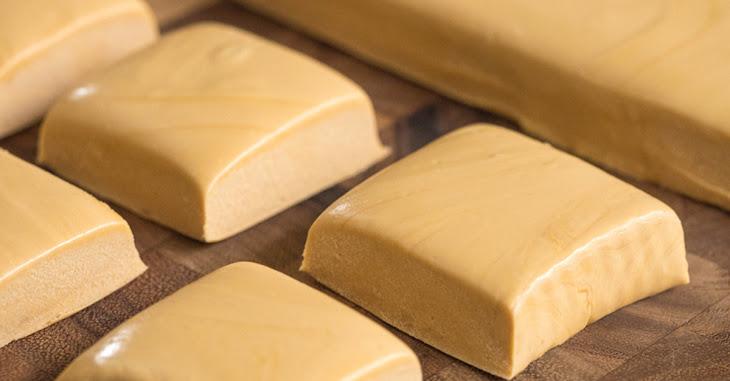 Creamy Butterbeer Fudge Recipe