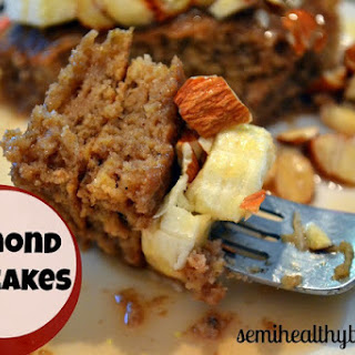 Almond Oatcakes