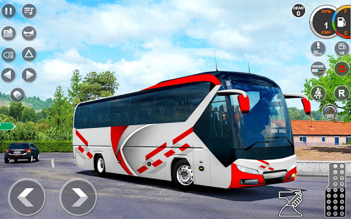 Furious Bus Parking: Bus Driving Adventure 2020 modavailable screenshots 1