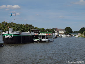 Photo: Port commercial de Briare