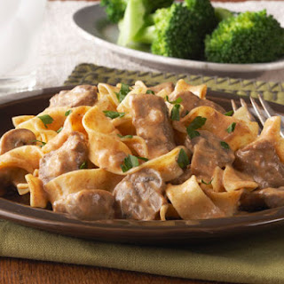 Slow-Cooker Beef Stroganoff Recipe