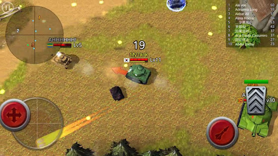 Game Battle Tank APK for Windows Phone