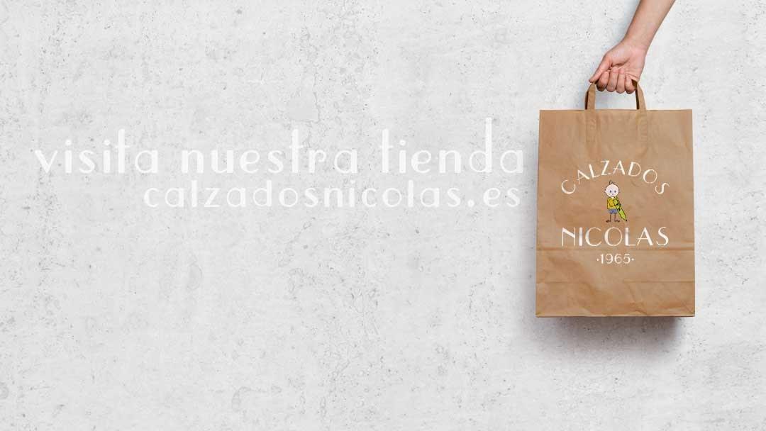 c8c70ac37ba Calzados Nicolás - Zapatería en Madrid