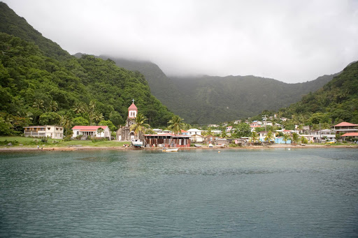 dominica-coastal-town.jpg - A charming coastal town in the small Caribbean nation of Dominica.