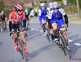 Oppermachtige Trentin zorgt voor tweede Quick-Step-zege in massasprint voor drie Belgen