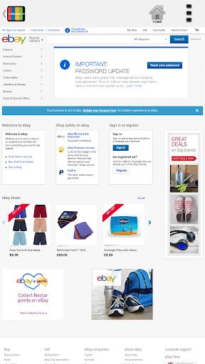 FullScreen Tablet for eBay