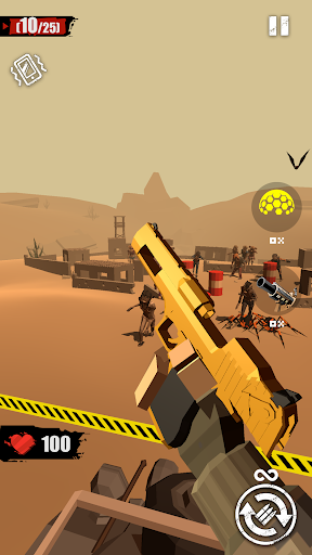 Merge Gun: Shoot Zombie 2.7.4 screenshots 1