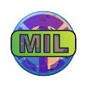 Milan Offline City Map icon