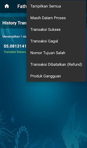 Fathonah Pulsa 2.7 screenshots 7