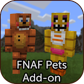 Mod FNAF addon for Minecraft
