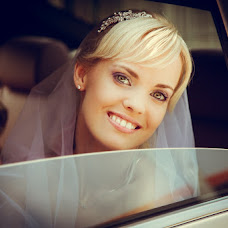 Wedding photographer Anna Zezyulina (ZezyulinaAnna). Photo of 02.10.2013